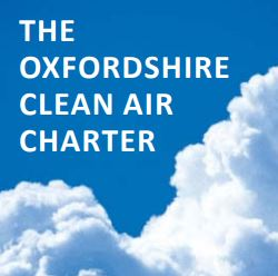 LCON signs the Oxfordshire Clean Air Charter