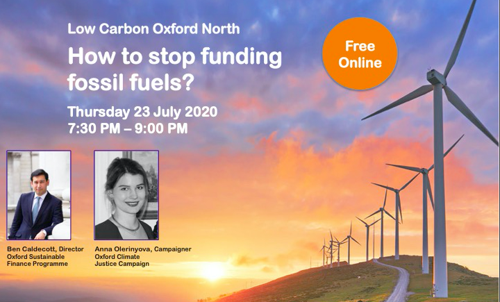 Divestment webinar – recording and follow up