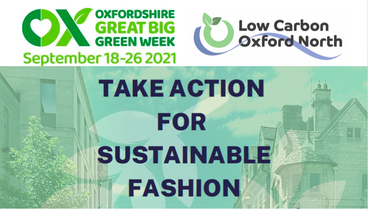 Take action for sustainable fashion