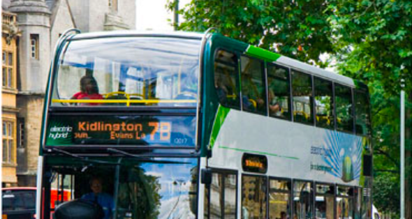 The results are in! Find out how residents responded to our bus survey